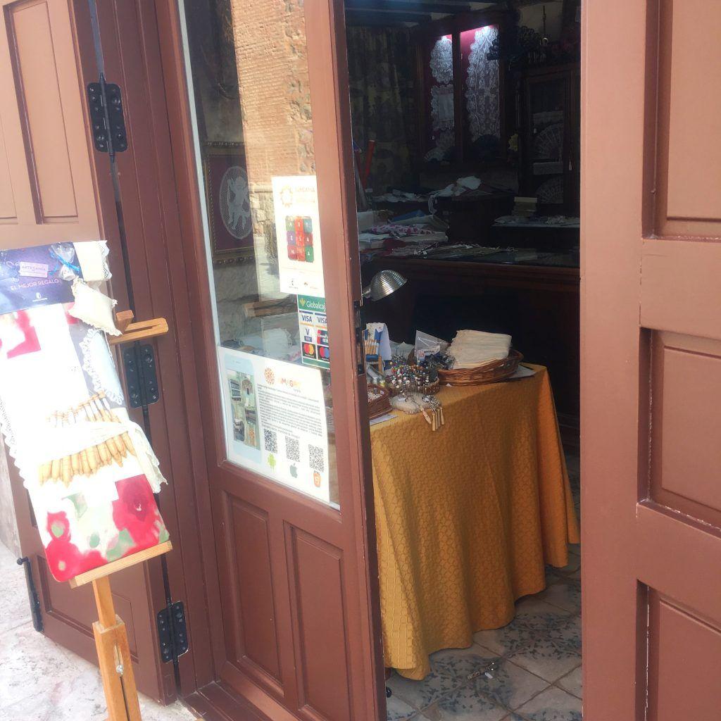 De tiendas por Almagro